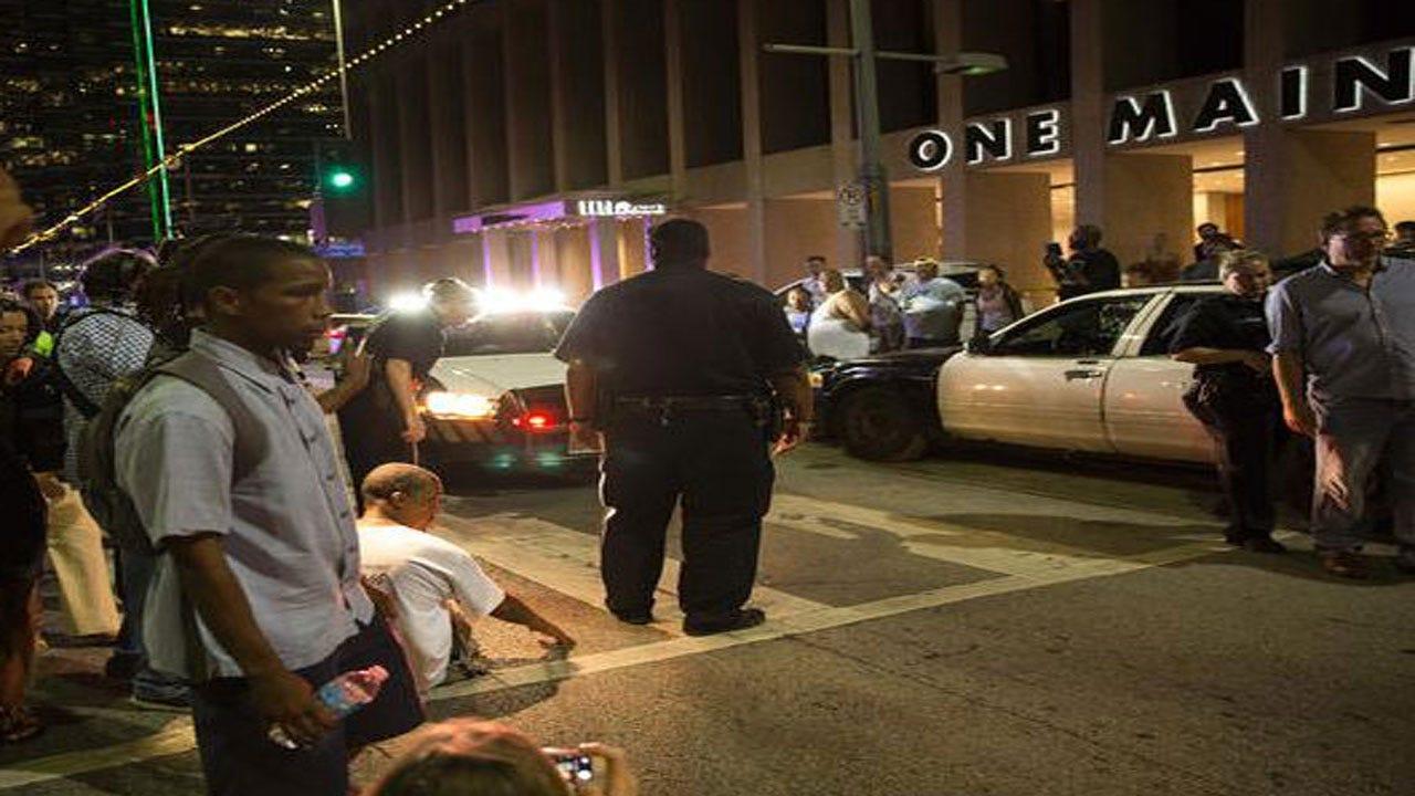 Relatives Of Dallas Victims Express Relief, Concern