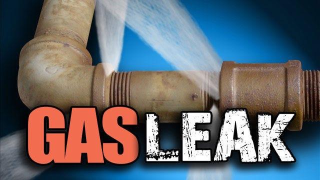 Roads Near Reno Ave., Morgan Rd. Shut Down Due To Gas Leak