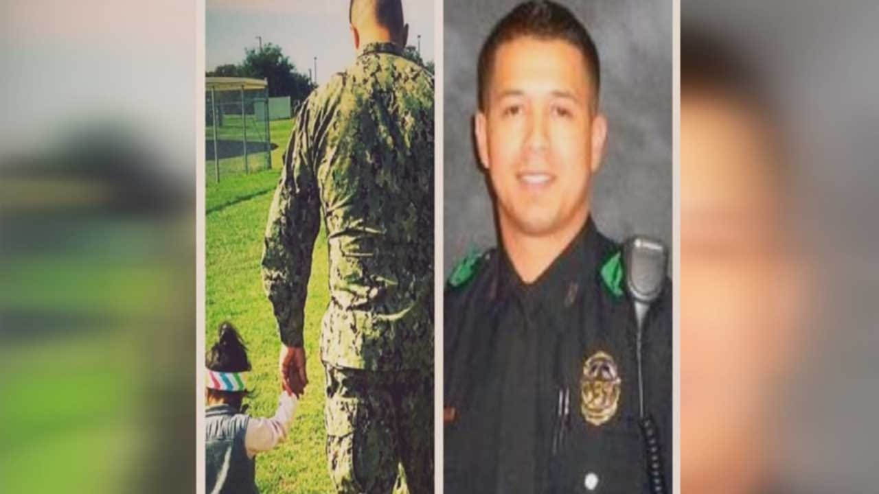 Fallen Dallas Police Officer's Family Headed To Dallas From OK