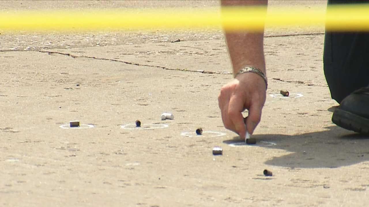 Eyewitness Accounts Help Lead To SE OKC Drive-By Homicide Arrests