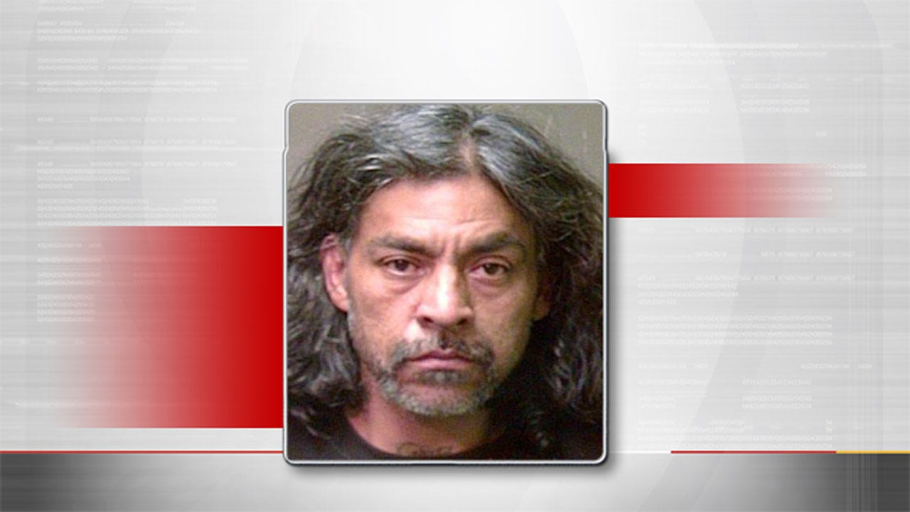 Arrest Warrant Issued For Man Accused Of Stabbing Woman In OKC