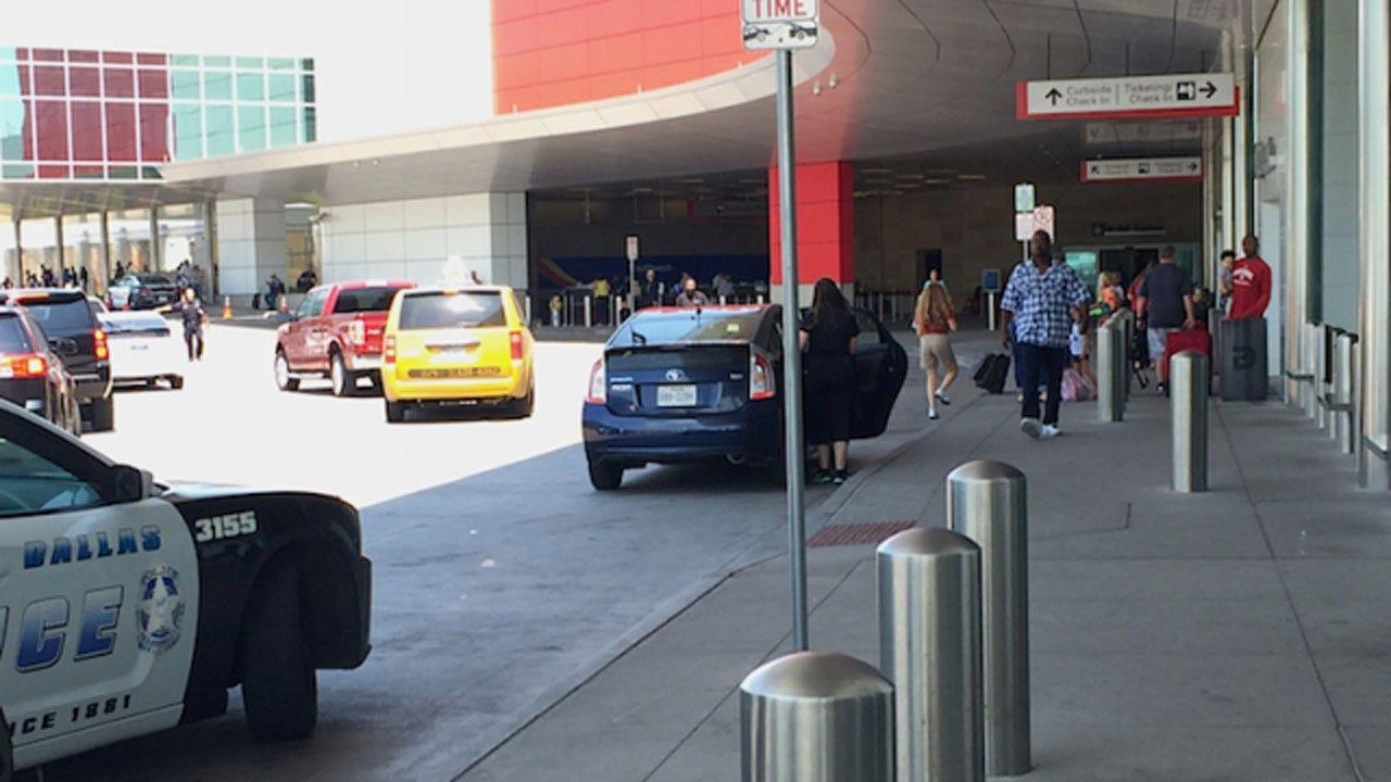Domestic Disturbance Ends With Man Shot At Dallas Love Field