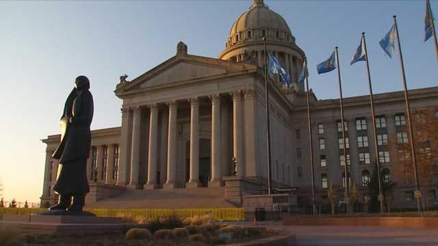 False Alarm Evacuates State Capitol