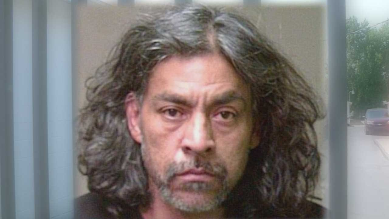 OKC Police Searching Man Accused Of Stabbing Woman, Leaving Her To Die
