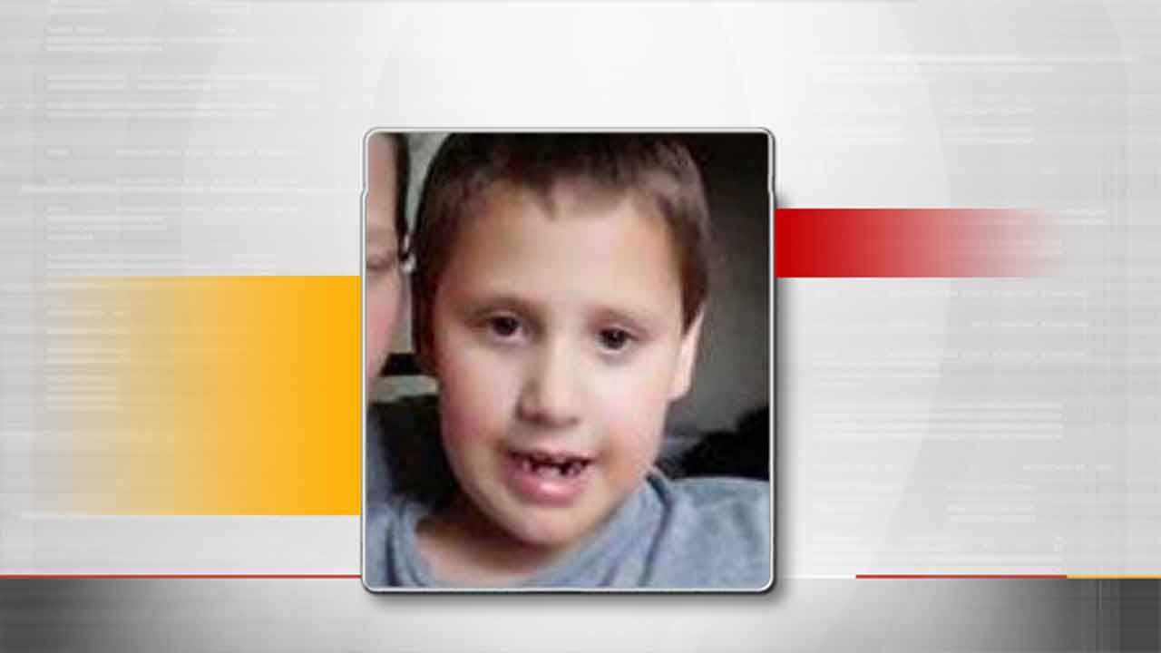Duncan Police Searching For Missing 8-Year-Old Boy