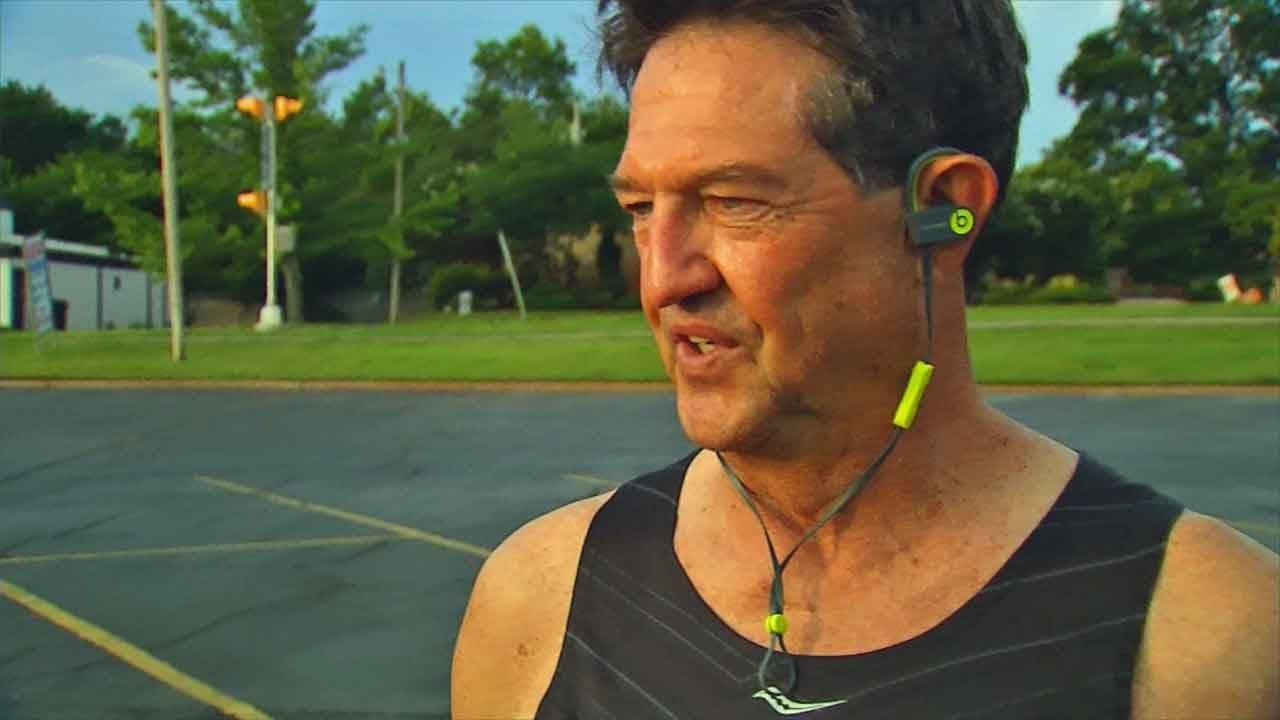 Local Runner Finishes OKC Memorial Half Marathon On Sunday