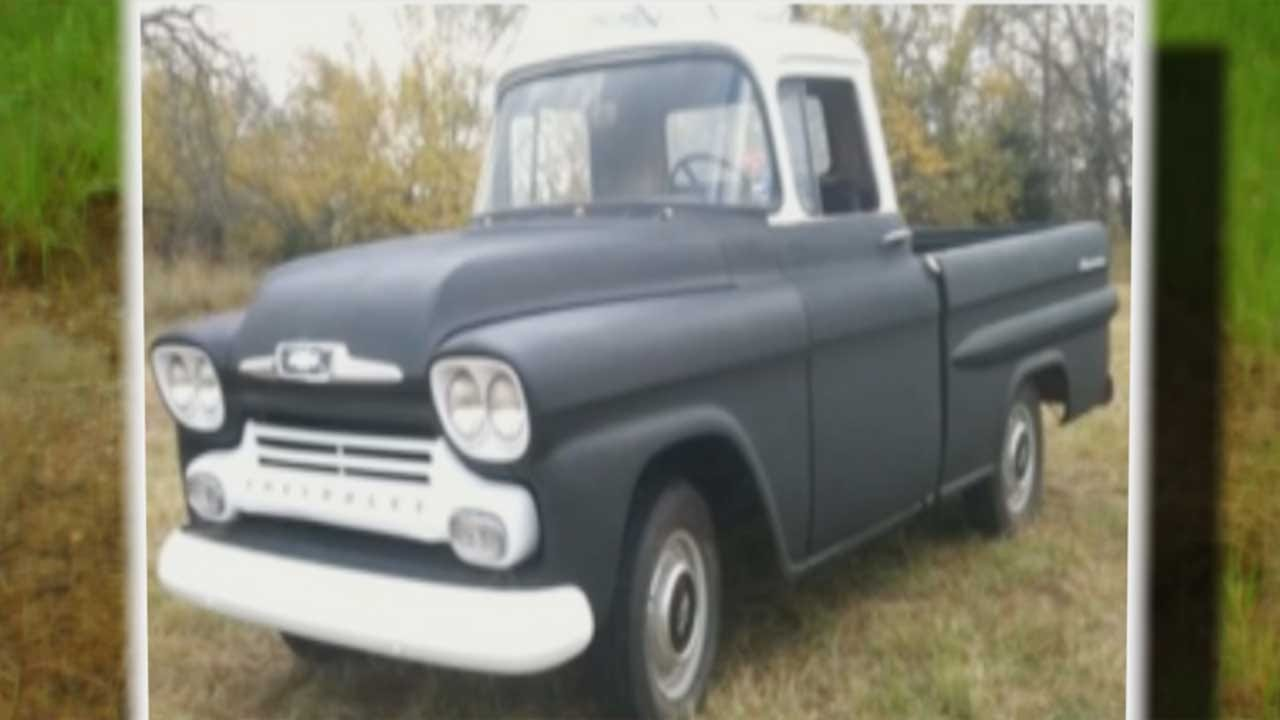 Family Searches For Brother's Stolen Pickup