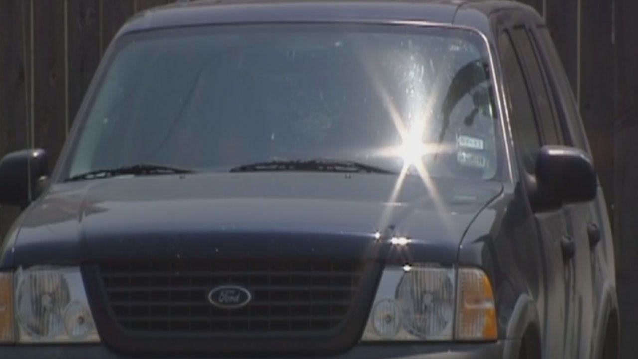 Number Of Child Deaths In Hot Car Already Up Compared To Last Year