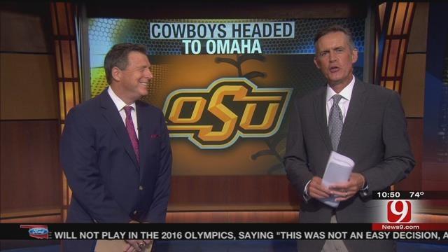 Oklahoma Ford Sports Blitz: June 12