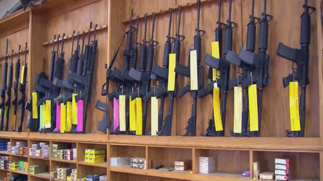 Democratic Senators Call For Tougher Gun Laws In DC