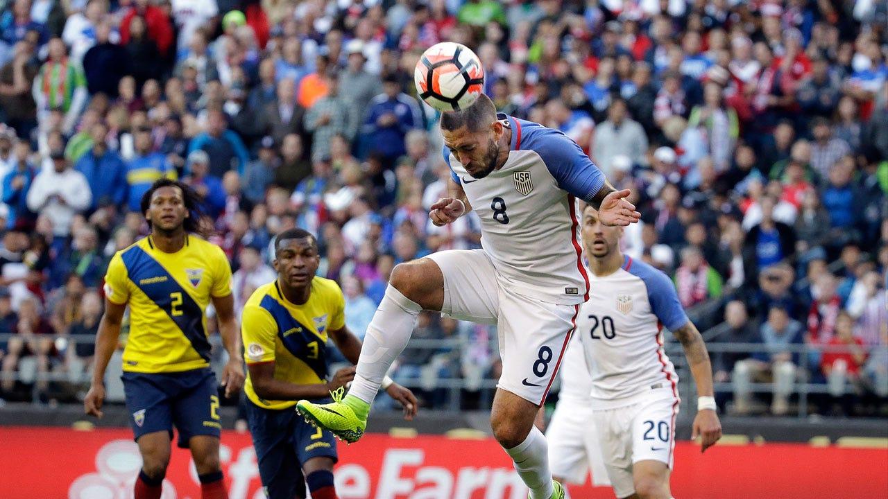Dempsey Leads USA Past Ecuador, Into Copa America Semis
