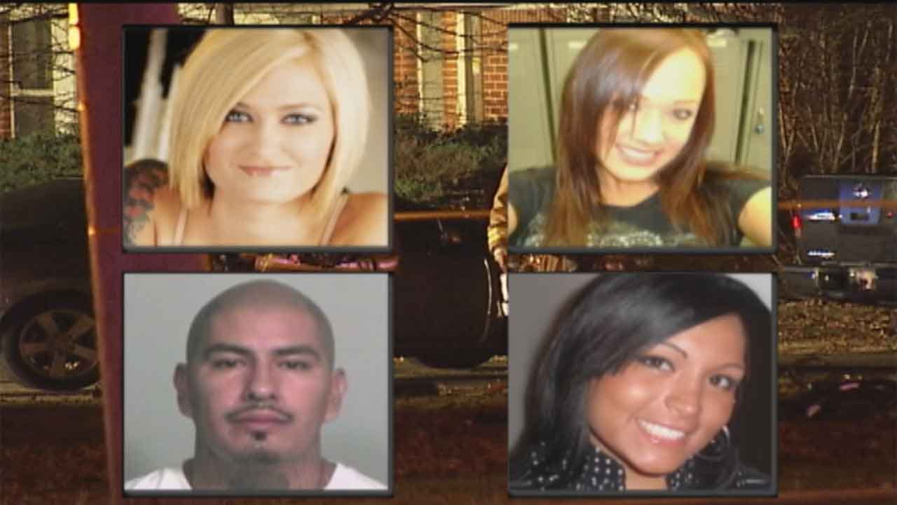 Jury Recommends Life Without Parole For Men Charged In 'Cathouse' Murders