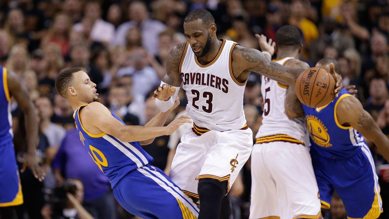 NBA Finals: LeBron Dominant Again, Cavs Force Game 7