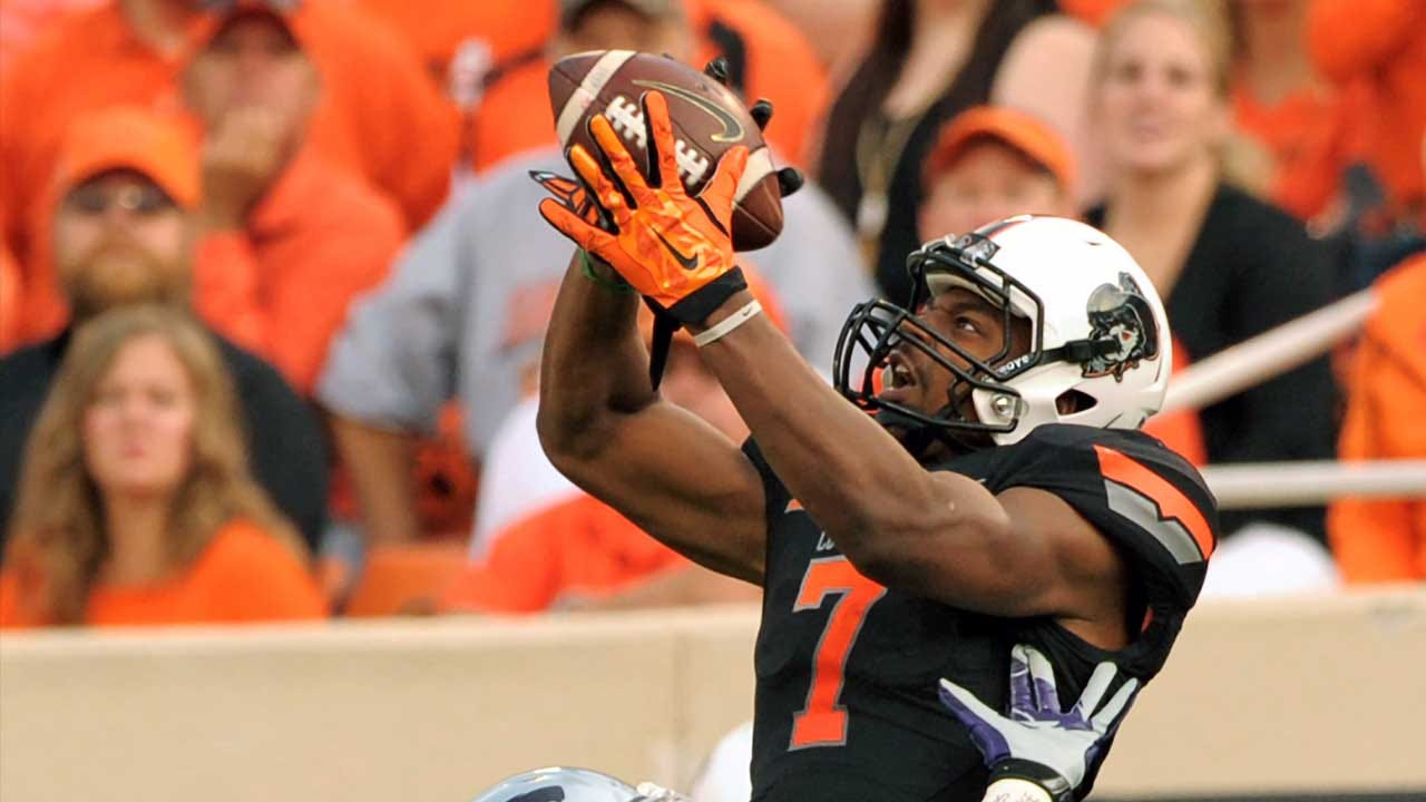 Reports: Former OSU Receiver Sheperd Charged With Sexual Battery In Florida