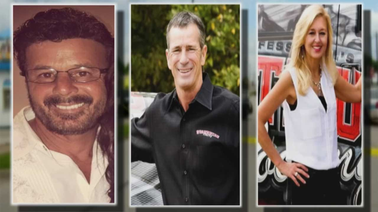 Friends, Family Gather To Remember Three Killed In Plane Crash