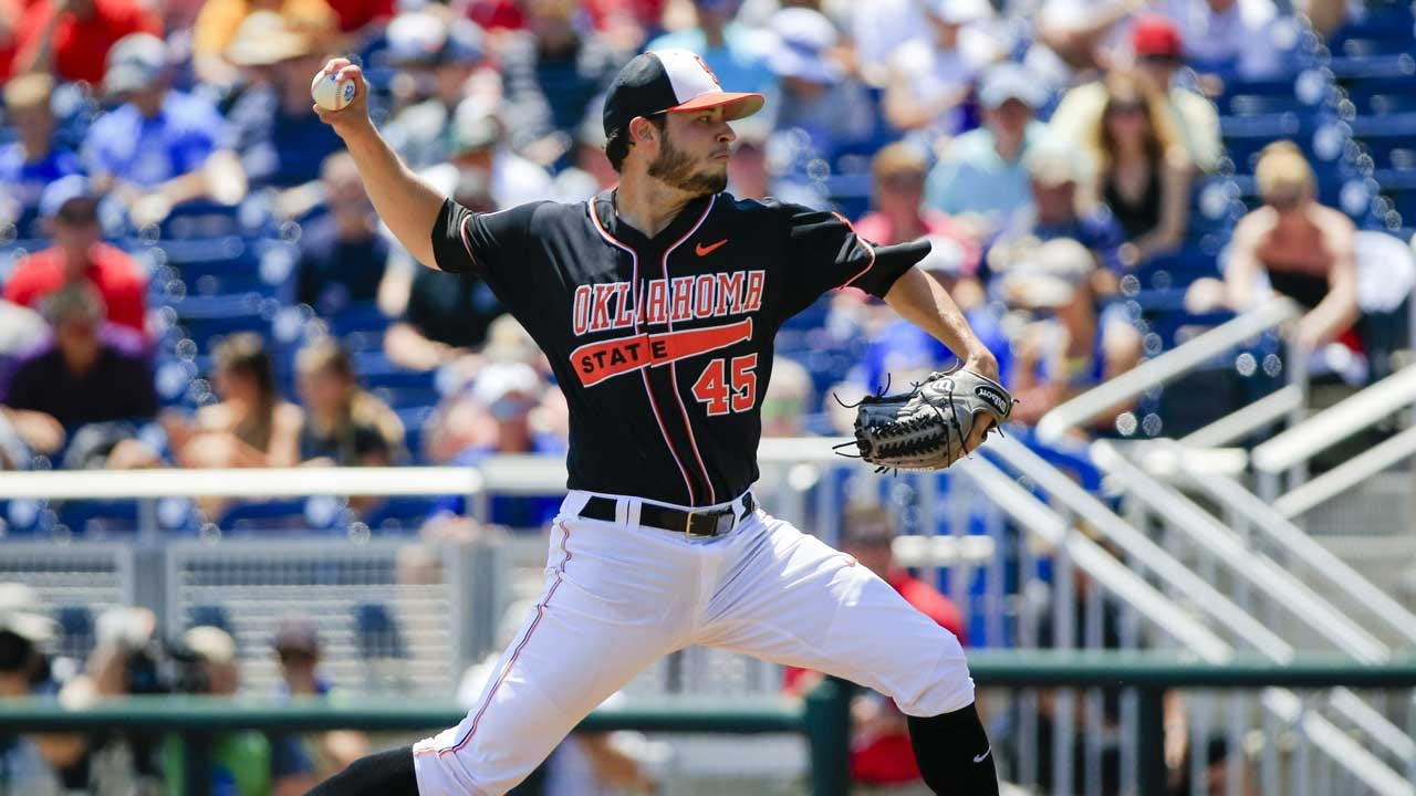 OSU Baseball: Hatch Halts the Gauchos as Cowboys Win Opening Game of CWS