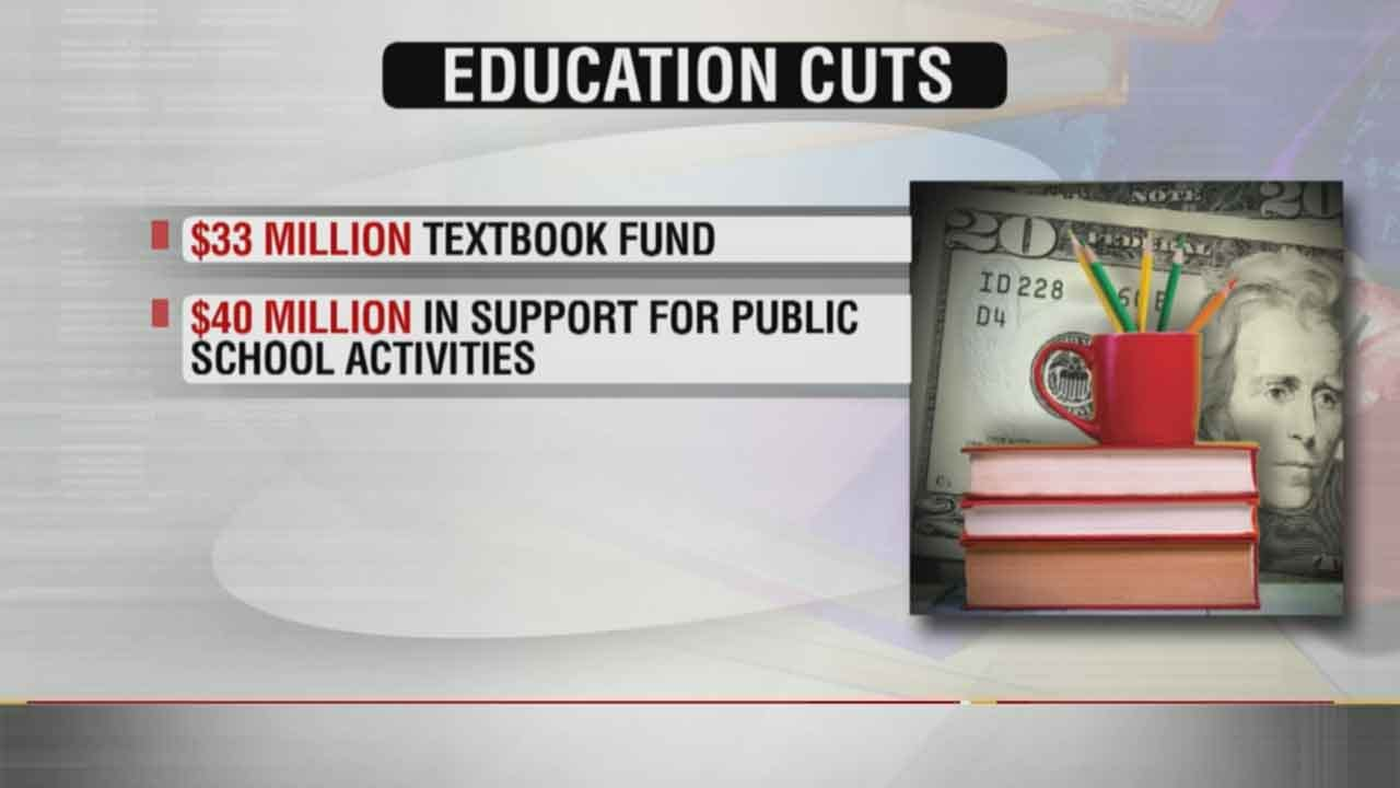 Education Budget Cuts Deeper Than Expected