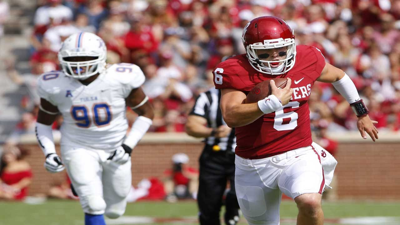 OU's Baker Mayfield Granted Extra Year of Eligibility