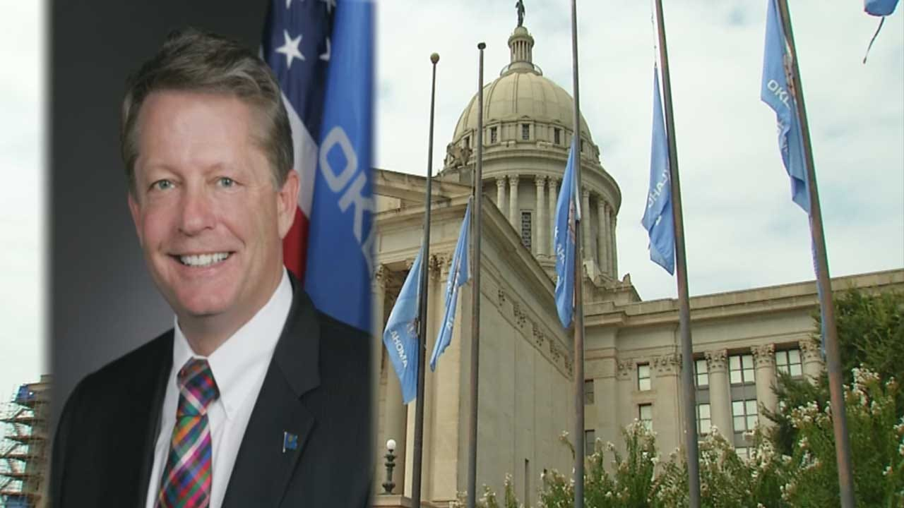 Governor Mary Fallin Signs The Mark Costello Act Into Law