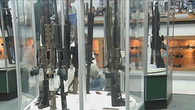 Four Gun Control Measures Fail In Senate