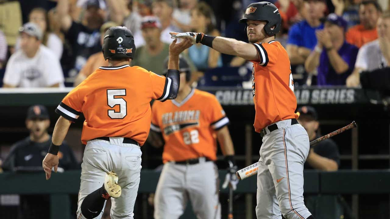 OSU Baseball: OSU Rides Buffett's Gem To 1-0 CWS Win Over Arizona
