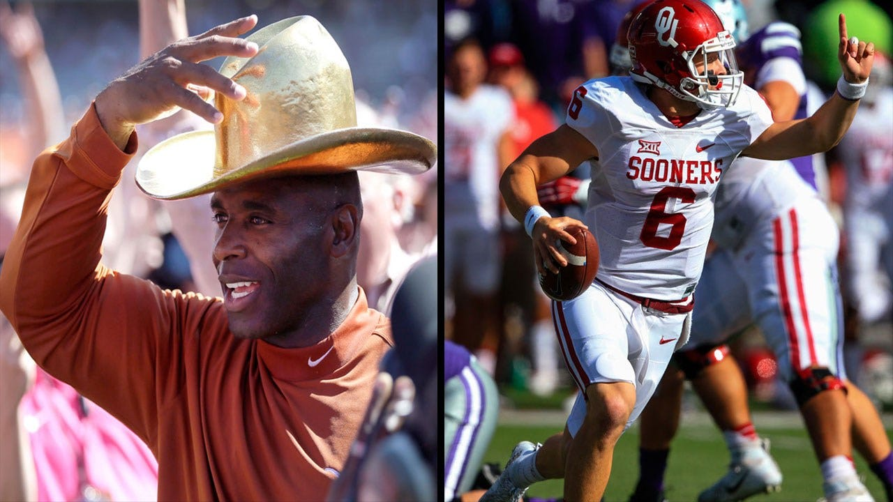 """Red River Rivalry? Texas Twice Voted to Approve """"Mayfield Proposal"""""""