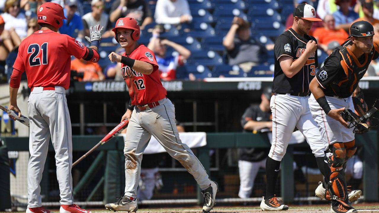 CWS: Arizona Jumps on Cowboys Early, Forces Do-Or-Die Game on Saturday