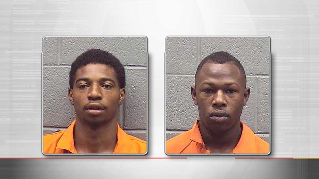 Two Arrested In Connection With MWC Homicide