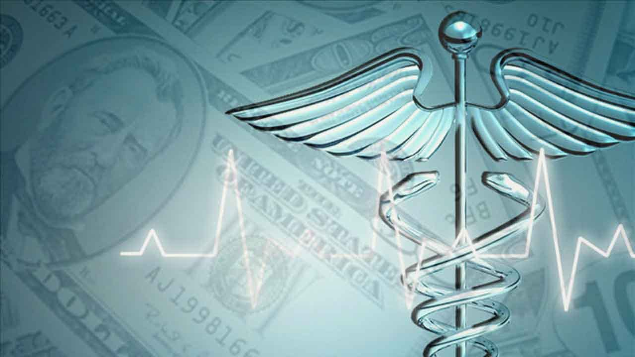Study Shows Healthcare Costs Going Up