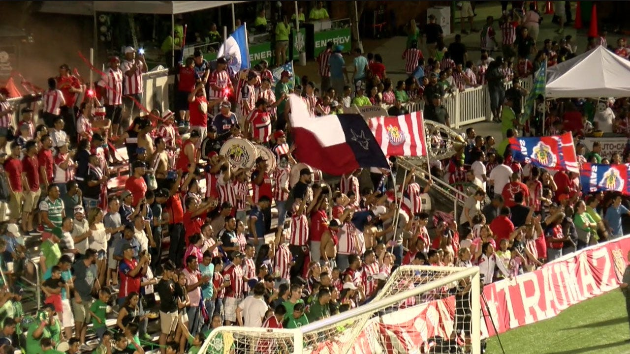 Chivas Tops Energy FC In International Friendly