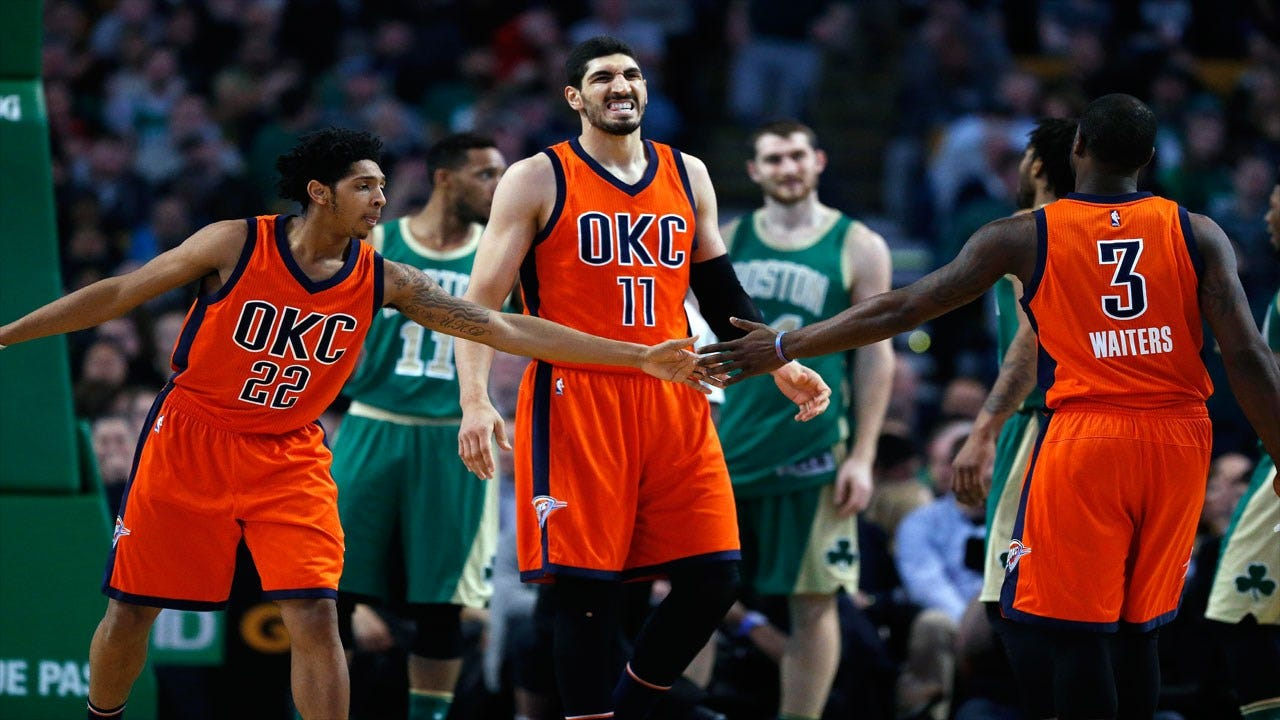 Make It Rain In Spain: Thunder To Face Real Madrid And FC Barcelona Lassa In Global Games Europe