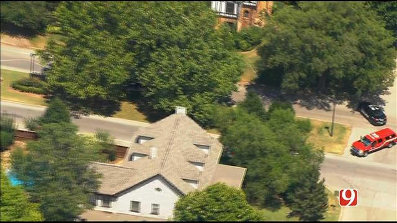 OKCFD: Homes Evacuated After Gas Leak In NW OKC Neighborhood