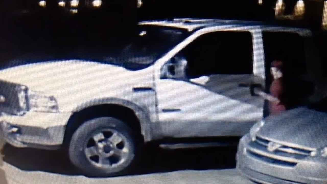 Pickup Truck Stolen Out of Driveway In Yukon