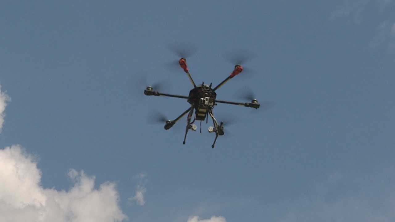 Canadian Co. Officials To Use Drone During Disasters