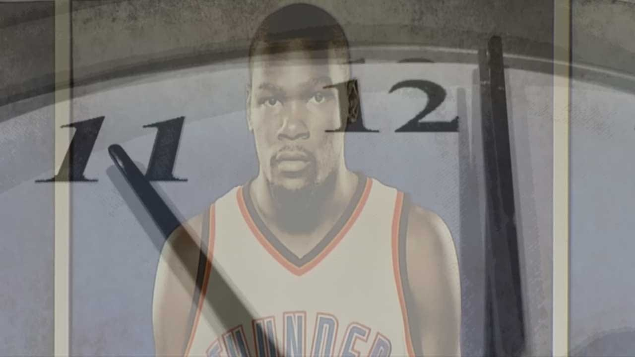 Fans React To Thunder's Kevin Durant Becoming A Free Agent