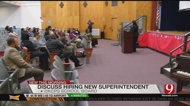 OKC Public Schools Decide On Next Superintendent