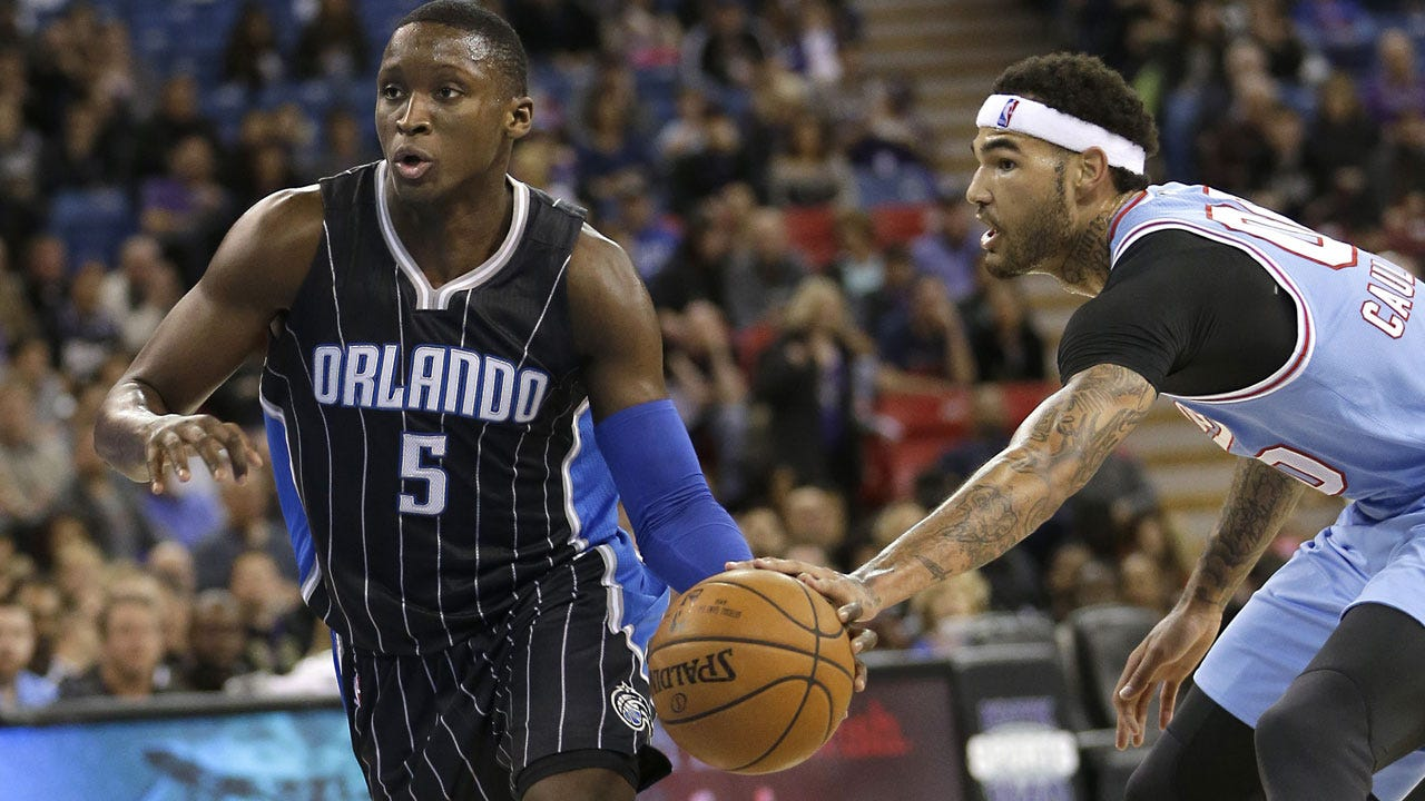 Victor Oladipo to Wear No. 5 For Thunder, Singler Switching to No. 15