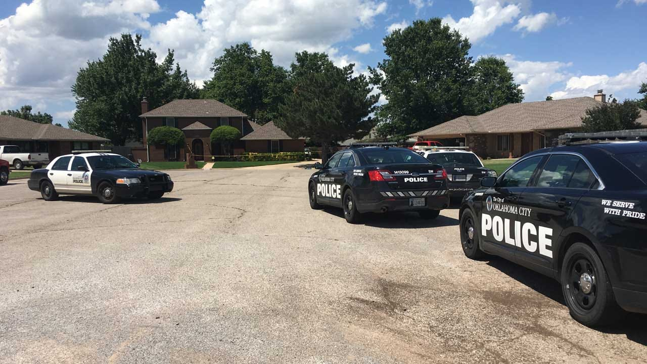 Child Hospitalized After Falling Into Pool In OKC