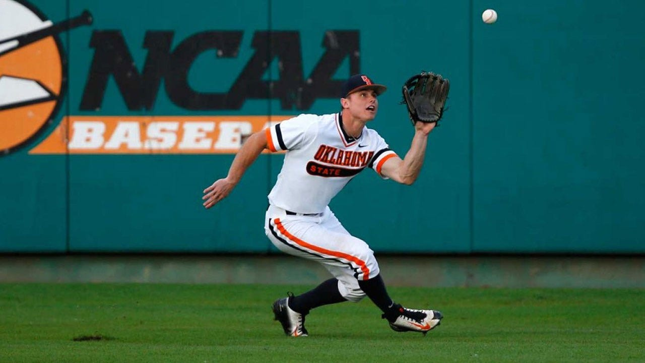 OSU Baseball: Cowboys Dominate Clemson To Get One Win From Super Regionals
