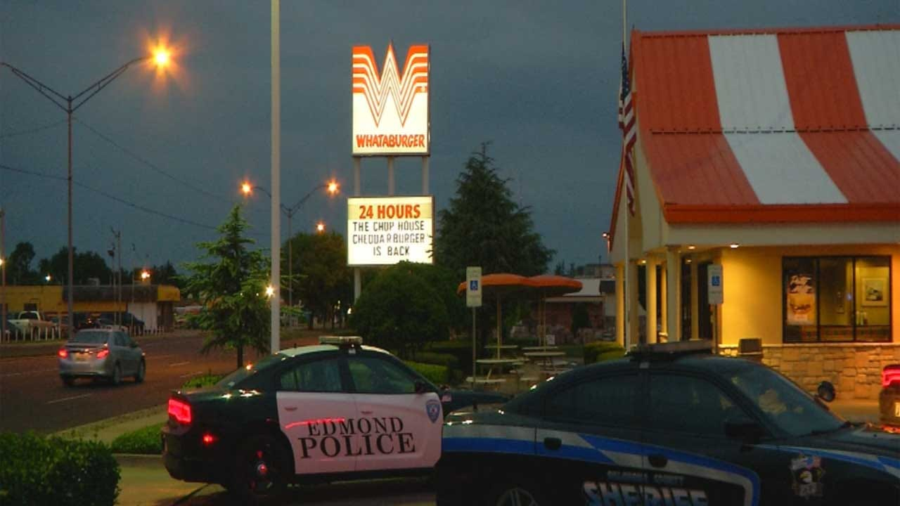 Fast Food Manager Attacked During Armed Robbery In Edmond