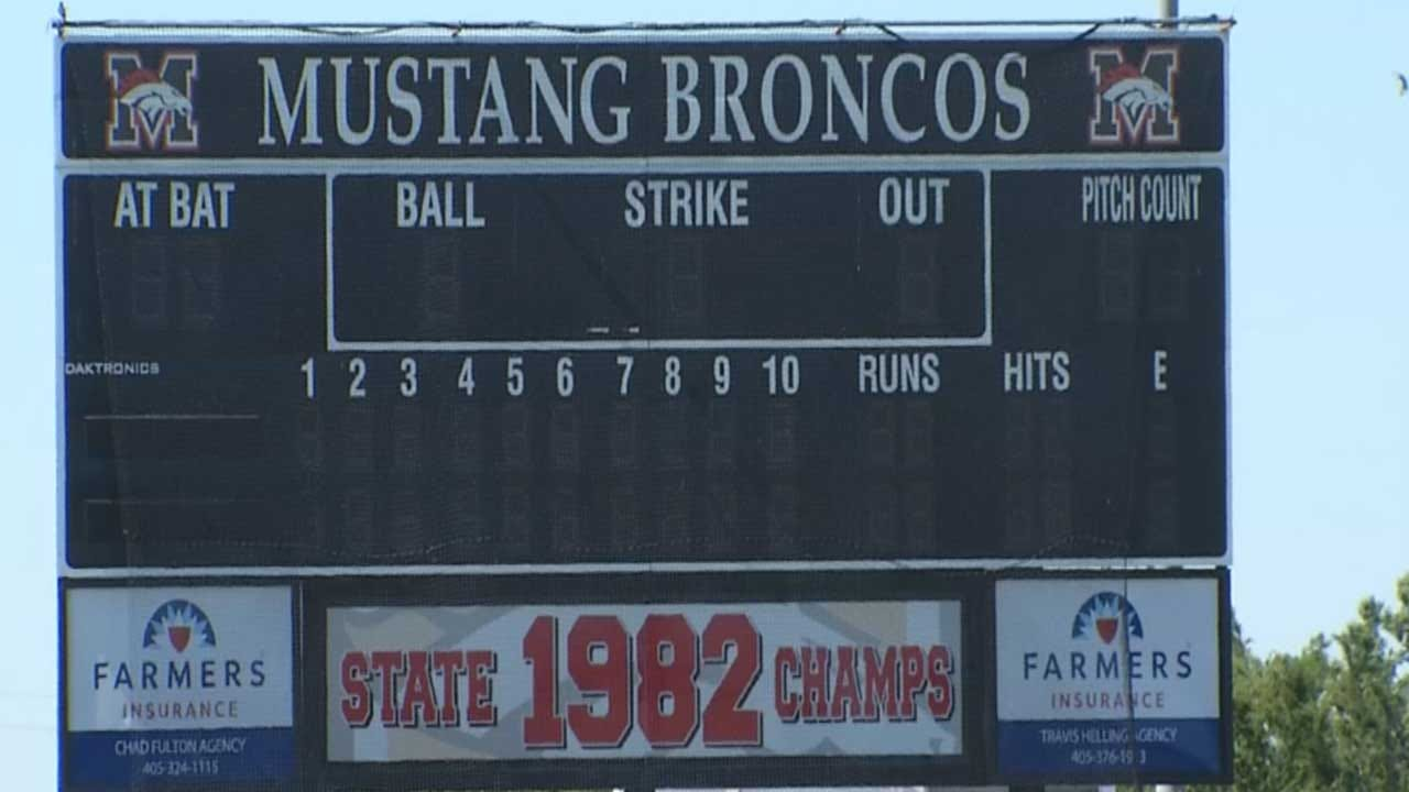 Lawsuit Filed Against Former Mustang Baseball Coach