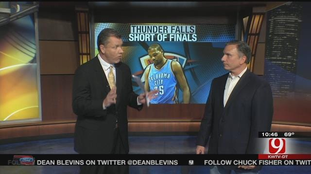 Oklahoma Ford Sports Blitz: June 5