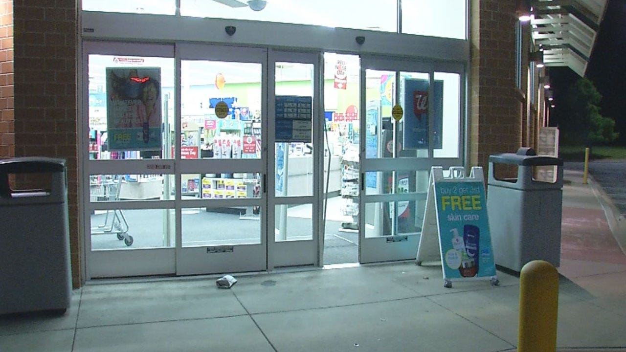 Police Investigate Burglaries At Two Metro OKC Walgreens