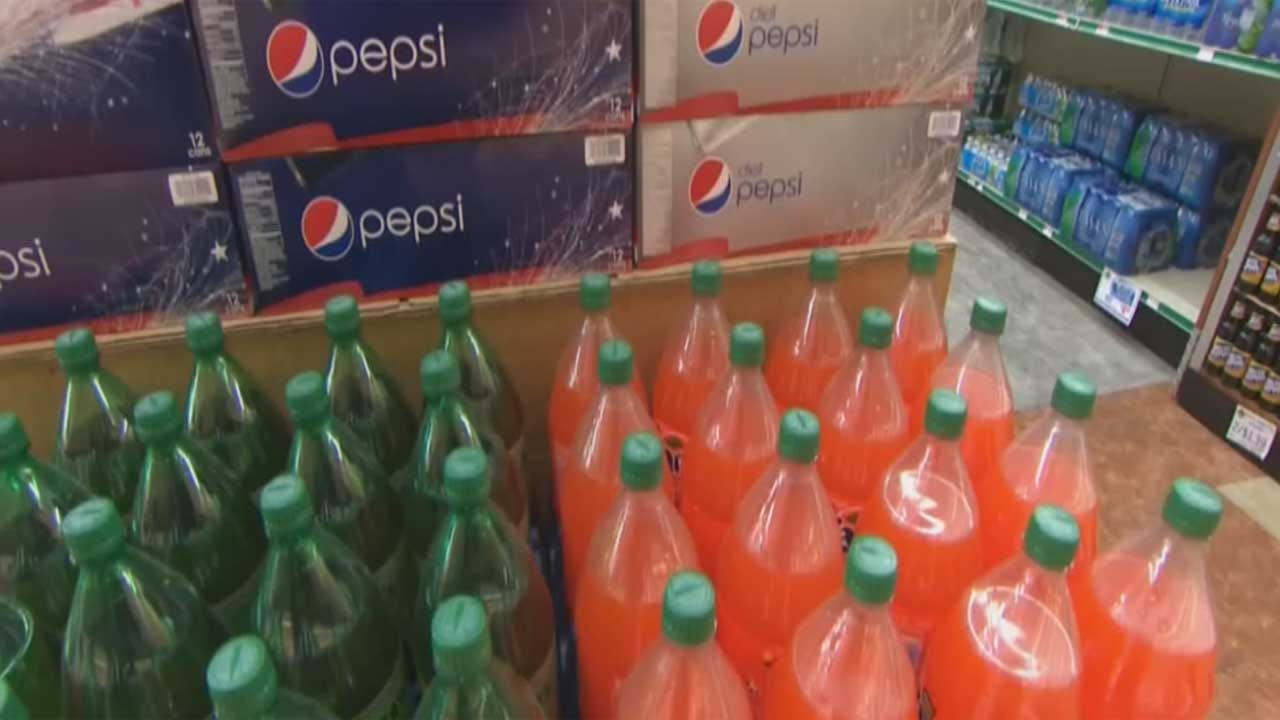 US Congresswoman Wages War On Soda