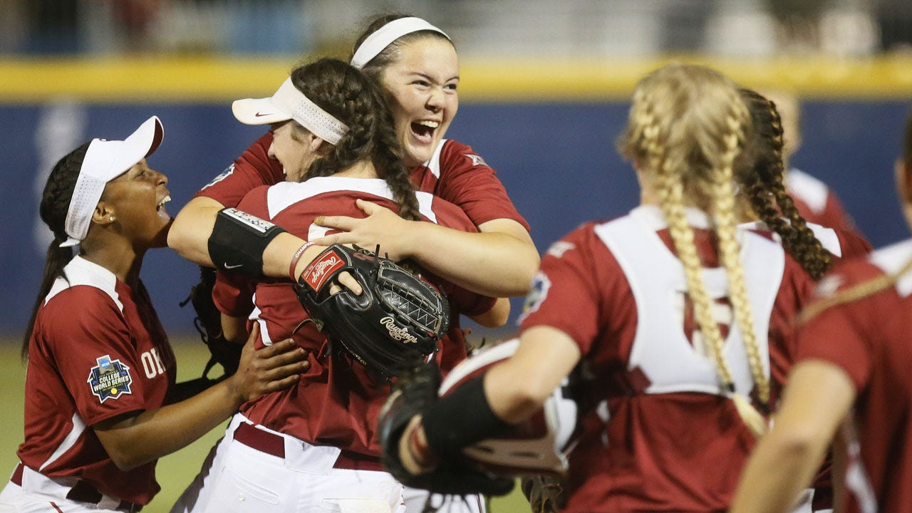 WCWS: Sooners Escape With Narrow Win Over Auburn to Take 1-0 Lead in Championship Series