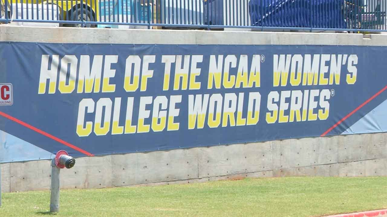 NCAA Women's College World Series A Boon To OKC