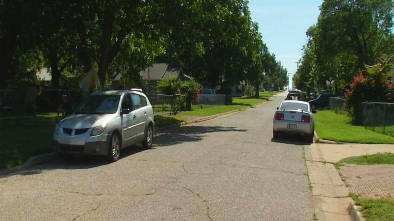 Police: Woman Wasn't Assaulted Outside Southeast OKC Home