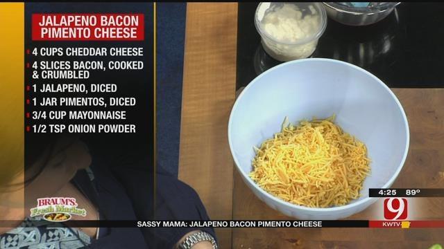 Jalapeno Bacon Pimento Cheese