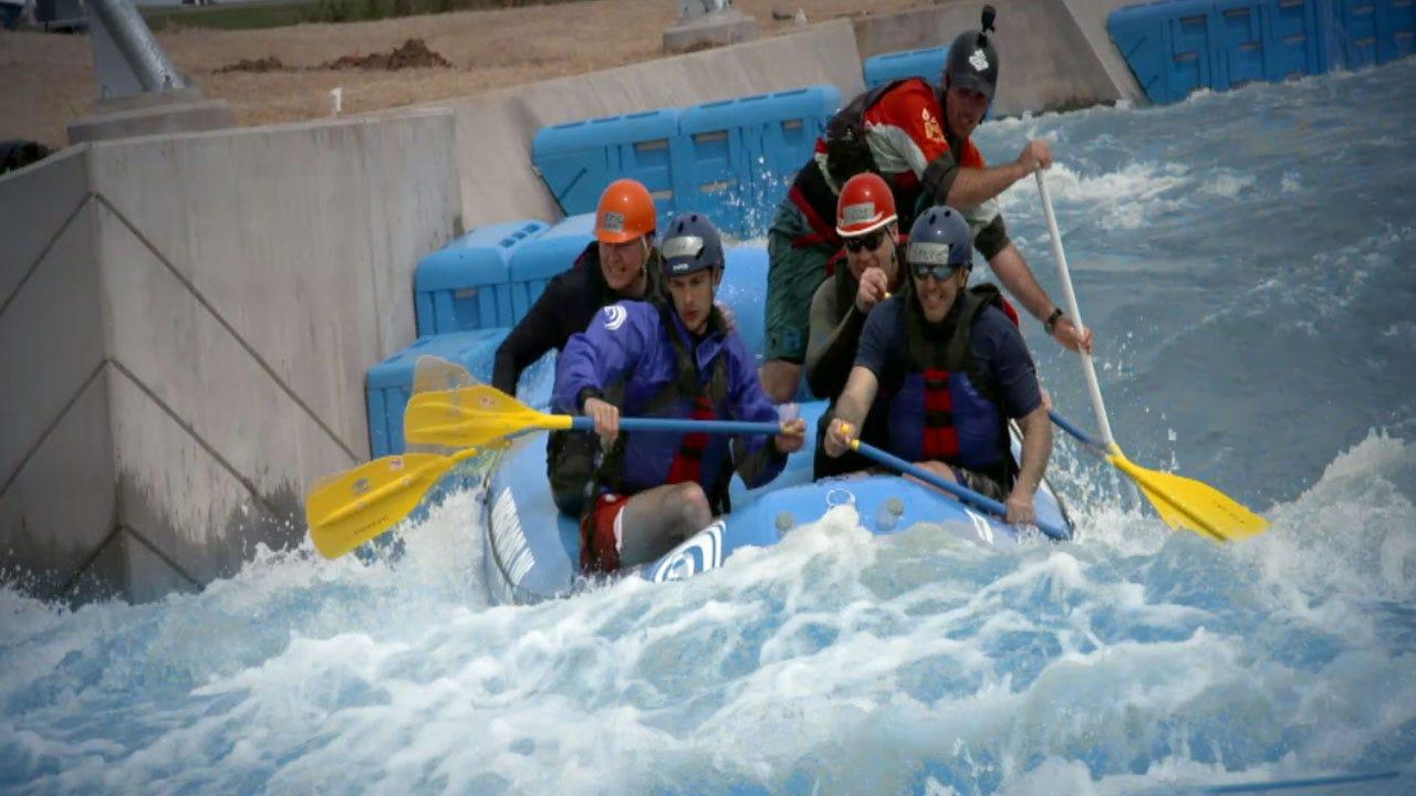 OKC's RiverSport Rapids To Host Run Series