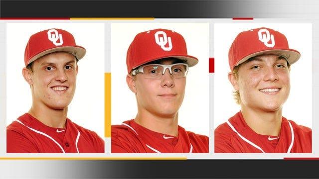 OU Baseball: Three Sooners Named Freshman All-Americans